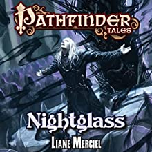 Nightglass Audiobook by Liane Merciel Narrated by Eric Michael Summerer