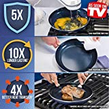 Blue Diamond Toxin Free Ceramic Nonstick Safe