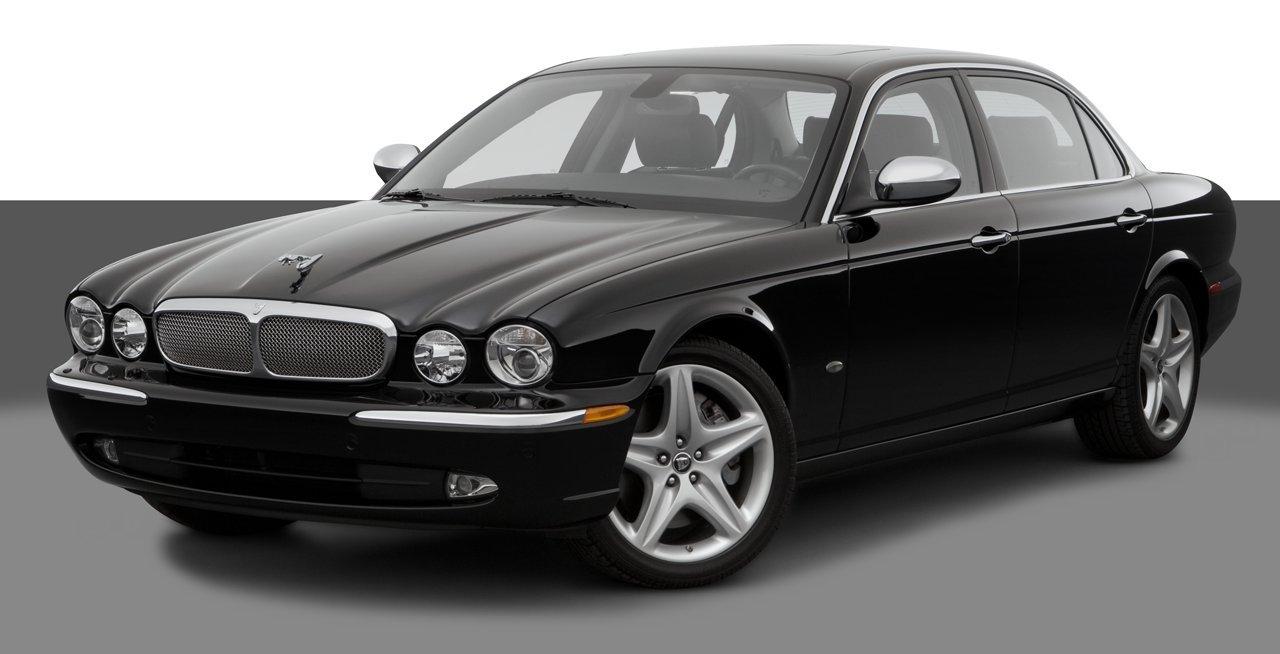 2006 jaguar xj8 4 door sedan