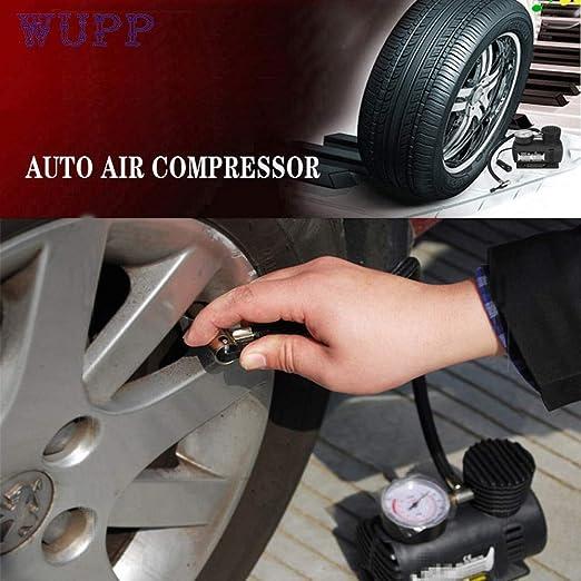 AoforzBrand 12v Coche eléctrico Mini Compresor Compacto Bomba ...