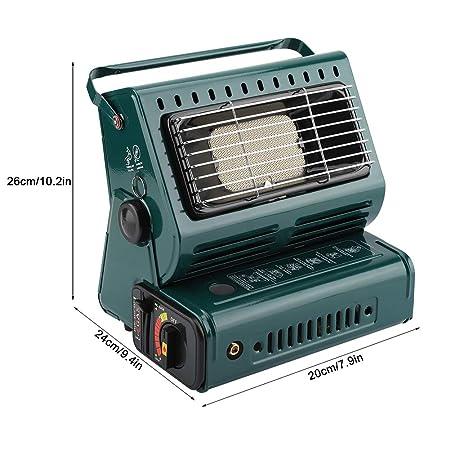 Calentador de Gas, Estufa Portátil, Estufa de Gas para ...