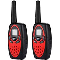 Floureon Kids Walkie Talkies 22 Channel Two Way Radios