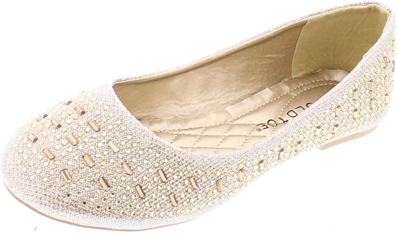 Karma Womens Sparkle Dress Shoes, Cute