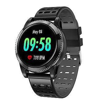 Smartwatch Deporte Hombre, Pulsera Inteligente Monitores de ...