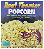 upper canada kitchen - Wabash Valley Farms Popcorn All-Inclusive Popping Kits - Real Theater Popcorn - 5 Pack - 27.5oz