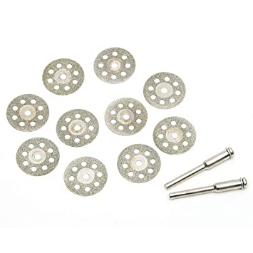 12 X 31-32 mm REINFORCED RESIN CUTTING DISC KIT HOBBY TOOL DREMEL ACCESSORIES