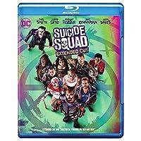 Suicide Squad (Paquete combinado de Ultra-Violeta Ultravioleta HD + Blu-ray + DVD + corte extendido)
