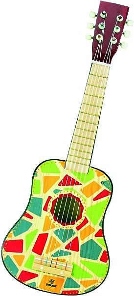 Svoora 14005 Circus - Guitarra de Juguete para niños: Amazon.es ...