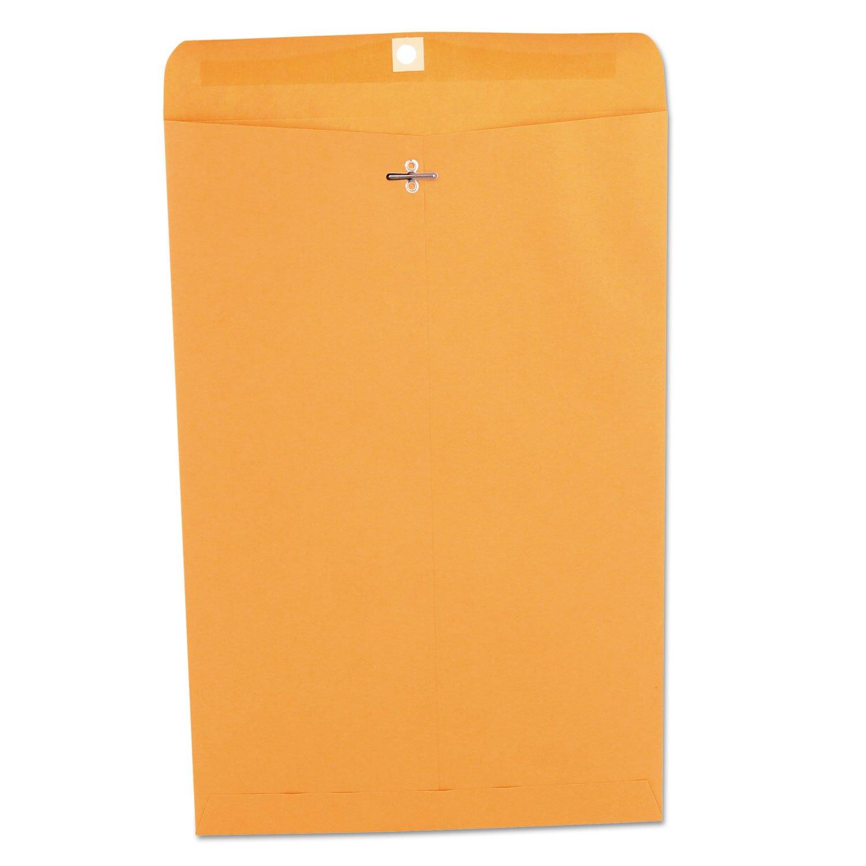 UNV35268 Universal Kraft Clasp Envelope