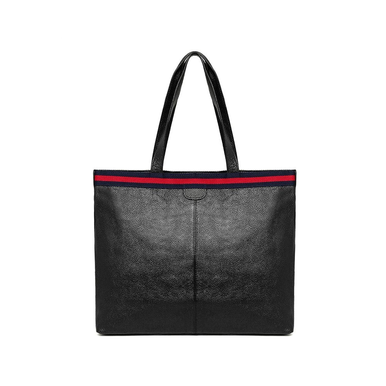Leyan Soft Leather Tote Top Handle Bag Messenger Satchel Purse Shoulder Handbag for Women