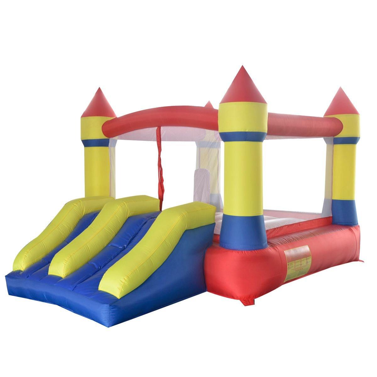 Salto Feliz Mini Castillo Hinchable Mini Zipi Zape con obstaculos ...