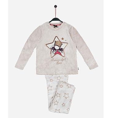 Pijama Niña Gorjuss Invierno de la colección Purrrfect Love, 12 años: Amazon.es: Ropa y accesorios