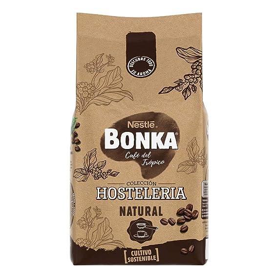 BONKA Café en grano - Café en grano Natural - 1 kg