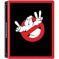 Ghostbusters 1-2 Limited Edition Steelbook [4K UHD + Blu-ray]