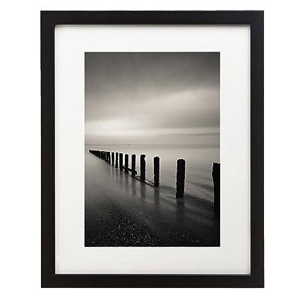 Photo Collage frame 11 x 14 marco para fotos con alfombrilla para ...