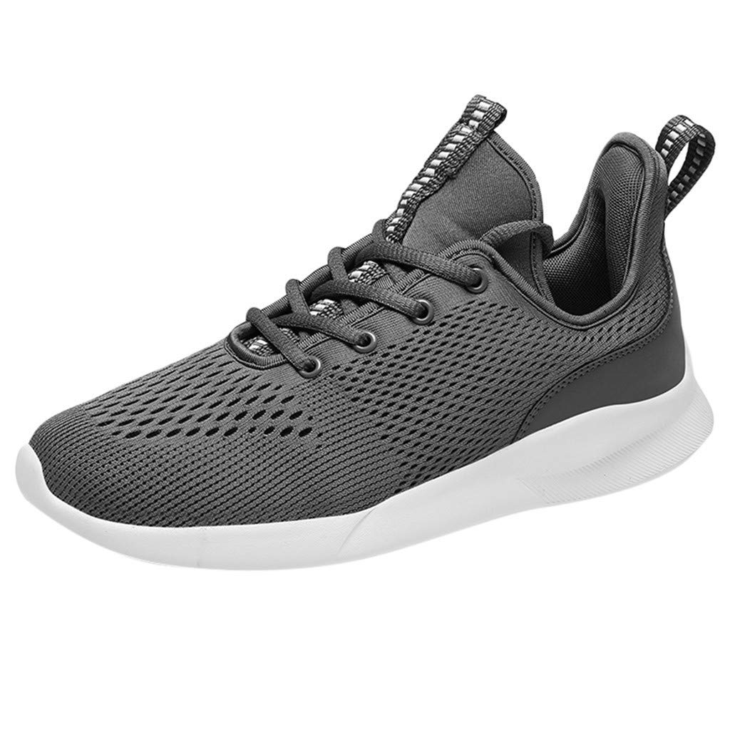 Sport Baseball Shoes Mitiy Mesh Fashion Outdoor Sneakers Lightweight Gym Athletic Shoe for Men Trail Workout