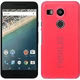 [Breeze-正規品] Nexus 5X ケース ネクサス 5X ケース docomo Nexus 5X Y!mobileNexus 5X SIMフリー Nexus 5X ケース Nexus5X カバー nexus5X ケース Nexus 5Xケース Nexus 5Xカバー Nexus 5X ケース ネクサス 5X ケース ネクサス 5X カバー Nexus 5Xカバー 液晶保護フィルム付Hotpink