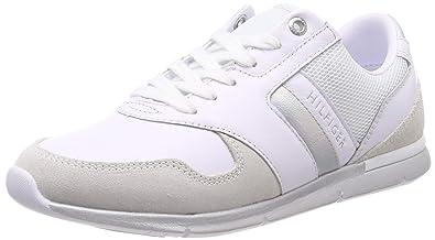 hot sale online b071c b8ea4 Tommy Hilfiger Damen Iridescent Light Sneaker