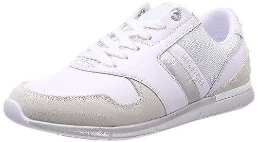 Tommy Hilfiger Iridescent Light Sneaker, Zapatillas para Mujer: Amazon.es: Zapatos y complementos