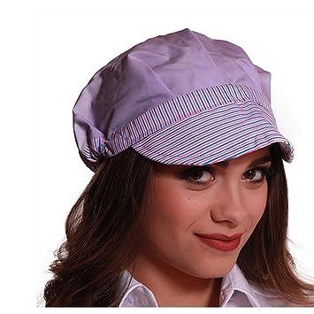 Fratelliditalia Cappello Berretto Alimentare Donna ristorazione Cucina Bar Pizzeria Lavoro