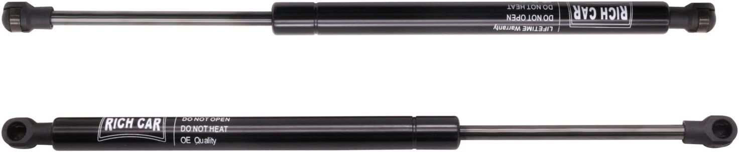 Pair Gas Struts Tailgate Boot Lift Support Gas Springs for A3 Sportback 8PA 8P4827552B RICH CAR