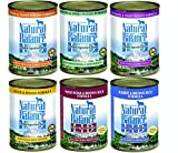 Variety Natural Balance Limited Ingredient Diets® Canned Dog Formula - 13oz x 12cans, Sweet Potato & Fish, Chicken & Sweet Potato, Duck & Potato, Venison & Brown Rice, Rabbit & Brown Rice, Wild Boar & Brown Rice