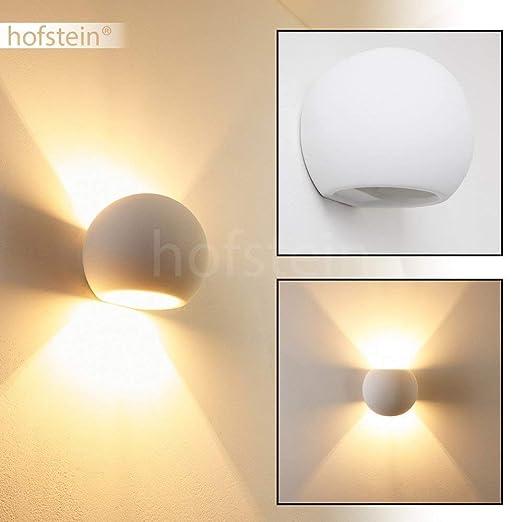 Lámpara de pared Flot - 1x G9 40W max - Se puede pintar
