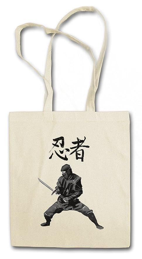 Urban Backwoods Ninja I Hipster Bag - Samurai Warrior Way of ...