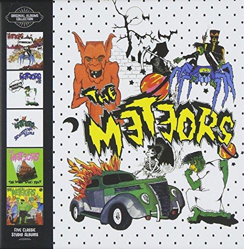 The Meteors - Original albums collection - Five Classic Studio Albums [5CD Box Set] (2014) [CD FLAC] Download