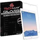 "TECHGEAR® Apple iPad Pro (12.9"") GLASS Edition Genuine Tempered Glass Screen Protector Guard Cover"