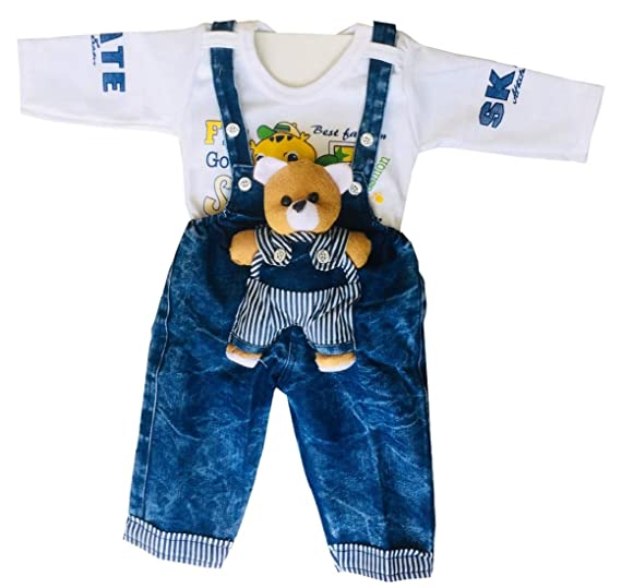 1b2d50267 Manraj collection Baby Boy s and Girl s Cotton Full Sleeves Teddy ...