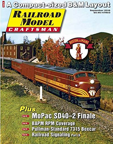 Best Price for Railroad Model Craftsman Magazine Subscription