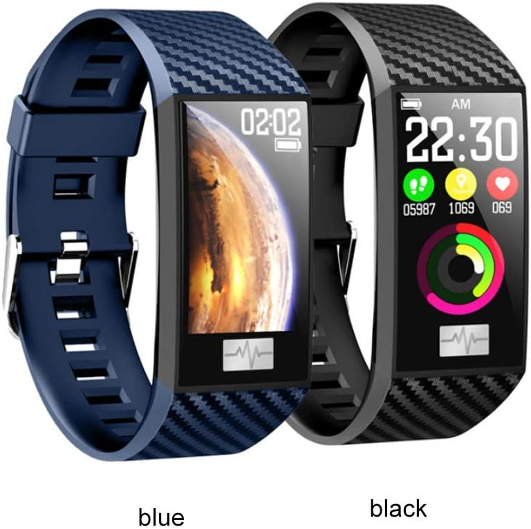 Amazon.com: DT58 Pulsera inteligente IP68 impermeable reloj ...
