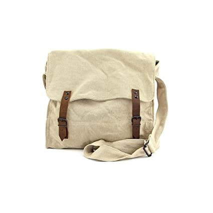 Rothco Vintage Canvas Medic Bag/No Imprint-Khaki