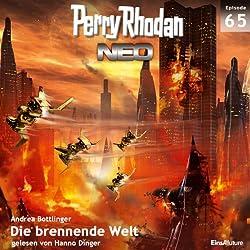 Die brennende Welt (Perry Rhodan NEO 65)