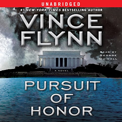 Pursuit of Honor: Mitch Rapp Series Audiobook [Free Download by Trial] thumbnail