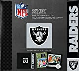 C.R. Gibson Scrapbook Complete Kit, Small, Oakland Raiders (N878518M)