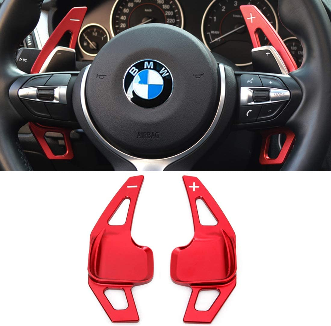 Shift Paddle Extension 2pcs Steering Wheel Shift Paddles Extensions For 5 Series G30 7 Series G11 G12 6 Series GT