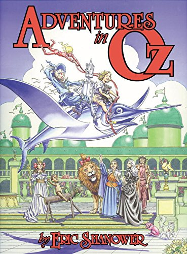 Download Adventures in Oz pdf