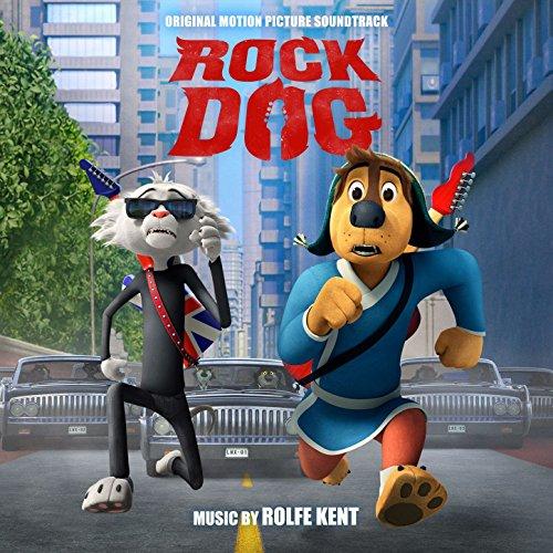 rock dog original motion picture soundtrack by rolfe