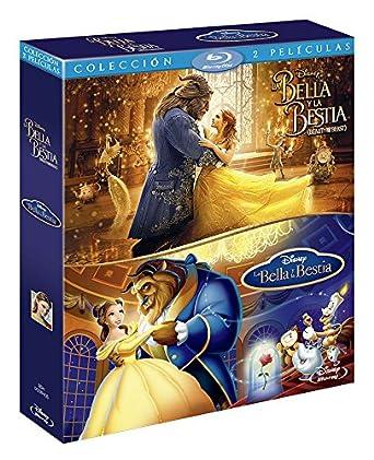 Pack: La Bella Y La Bestia Imagen Real + La Bella Y La Bestia Animación Blu-ray: Amazon.es: Emma Watson, Dan Stevens, Luke Evans, Personajes animados, Emma Watson, Dan Stevens: Cine y Series