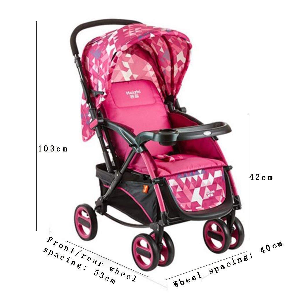 XYQ Carro de bebé-Baby Trolley Barra de Empuje de Dos vías ...