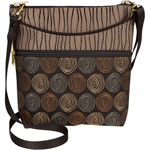 Danny K Women's Tapestry Bag Crossbody Handbag, Maggie Purse Handmade in The -