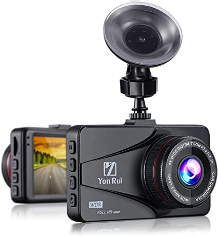 1080P Full HD Car Dashboard Recorder Loop Recording 1.5 LCD GPS G-Sensor Explon Mini Dash Camera WDR Night Vision Uber Cars Wide Angle