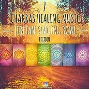 7 Chakras Healing Music (Tibetan Singing Bowl Edition)