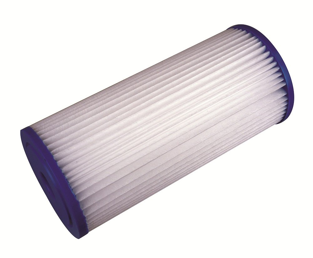 Ideal H2O 728810 10-Inch by 2-Inch Stealth-RO100//200 Cleanable Sediment Filter Hydro-Logic