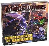 AEG Mage Wars Forcemaster Versus Warlord Expansion Board Game