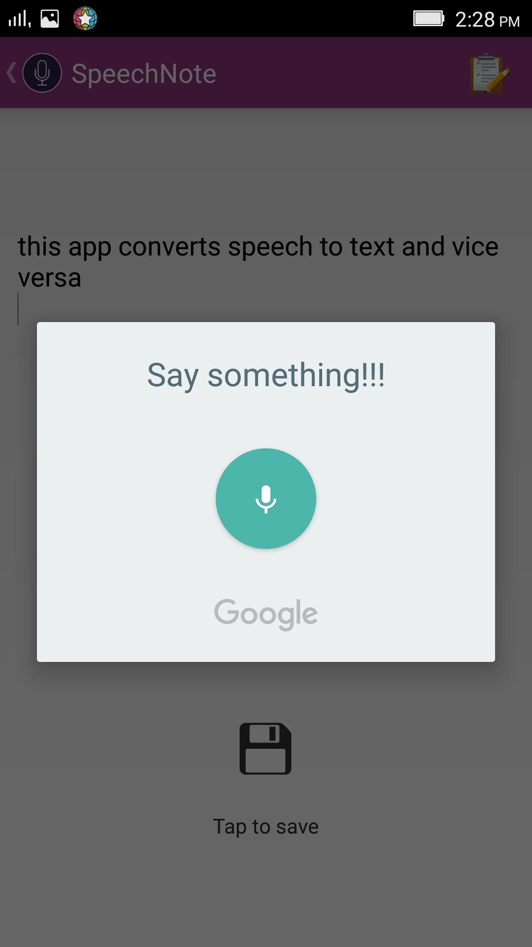 speech notes Speech to text online notepad free the professional speech recognition text  editor distraction-free, fast, easy to use & free web app for dictation.