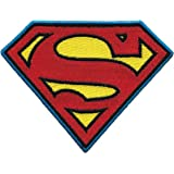 Application Superman Logo Patch