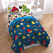 Angry Birds Microfiber Twin Comforter